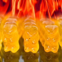 Evil Hot Gummi Bears at Firebox.com