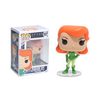 Funko DC Comics Batman: The Animated Series Pop! Heroes Poison Ivy Vinyl Figure