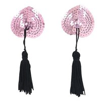 New Sexy Sex Product Toys Women Lingerie Sequin Tassel Breast Bra Nipple Cover Pasties Stickers Petals