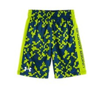 Under Armour Boys' Toddler Eliminator Printed Shorts