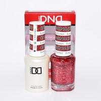 DND Daisy Soak Off Gel Polish + Matching Nail Polish Duo 470 Love Letter