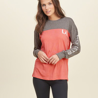 Long Sleeve Crew Tee