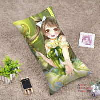 New Minami Kotori - Love Live Anime Dakimakura Rectangle Pillow Cover RPC37