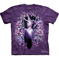 GATEKEEPER Fairy The Mountain Mythical Angel Faerie Roses T-Shirt S-3XL NEW