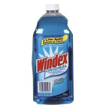 Windex Original Refill 2 Liter