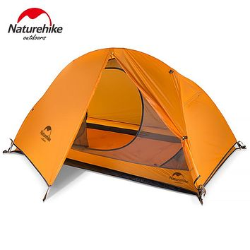 Silicone Portable Ultralight Waterproof Double Layer Tent