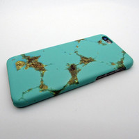 Green marble phone case for iphone 7 7plus 5 5s SE 6 6s 6 plus 6s plus + Free Shipping+ Free Gift Box