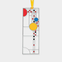 Coonley Playhouse Bookmark | MoMA