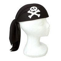 Pirate Cap/Black