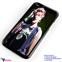 Luke Hemmings 5 Seconds of Summer - Personalized iPhone 7 Case, iPhone 6/6S Plus, 5 5S SE, 7S Plus, Samsung Galaxy S5 S6 S7 S8 Case, and Other