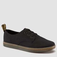Callum 3 Eye Canvas Dr. Martens Sneaker- Black
