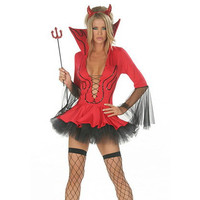 Lil Devil Halloween Costume LAVELIQ