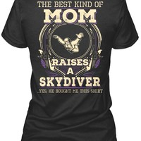 Skydiver's Mom-Limited Edition