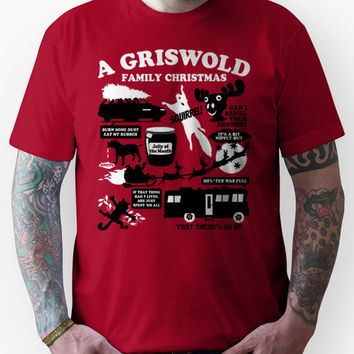 A Griswold Family Christmas Quotes Unisex T-Shirt