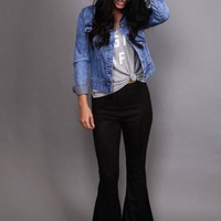 Knock Out Bell Bottoms: Mink Pink – The Rage