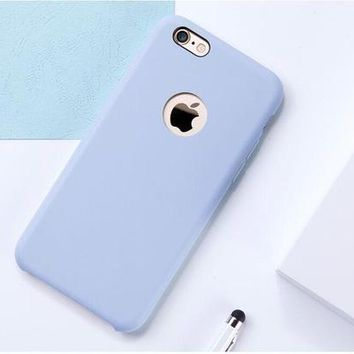 Liquid Silicone Rubber Case for iPhone 6 7