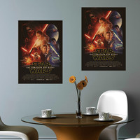 Star War Wall Sticker [8605200263]
