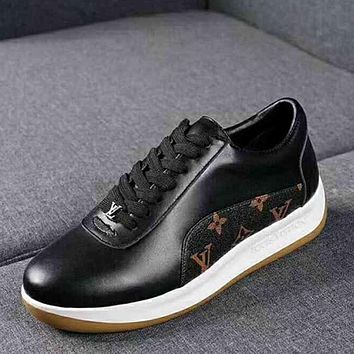 LV X Supreme Women Casual Sneakers Sport Shoes