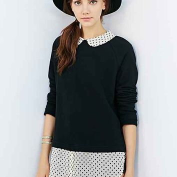Cooperative Layered Collared Tunic Top-