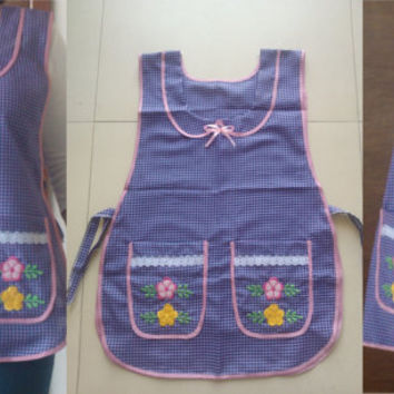 Mexican Kitchen Apron
