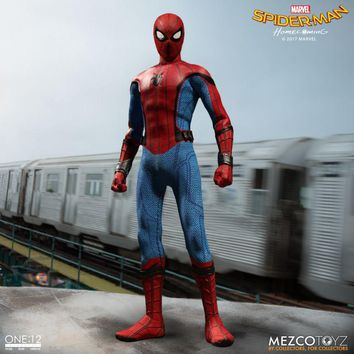 Preorder June 2018 Spider-Man One:12 Collective Action Figure