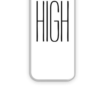 High - iPhone 5&5s Case