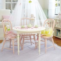 Finley Play Table & Chairs | Pottery Barn Kids