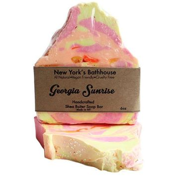 Georgia Sunrise Soap Bar