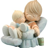 "Precious Moments ""Like Father, Like Son"" Figurine"