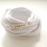 PICK your COLOR DREAM Wrist Cuff Basic Stretch Wrist Bracelet Fashion accessory Women Teens Wrist Tattoo Cove