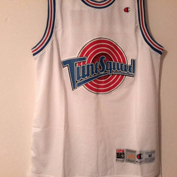 Custom Space Jam Toon Squad Home jersey