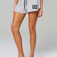 Logo Runner Shorts by Ivy Park - Topshop