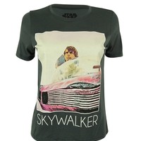 Star Wars Junior's Skywalker Screen Print Tee