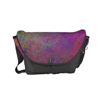 Multi Color Small Messenger Bag