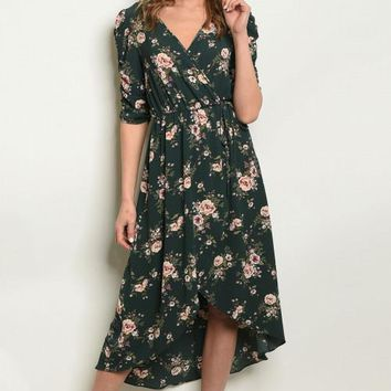 Kasey Floral Dress