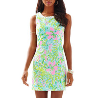 Mila Lace Detail Shift Dress - Lilly Pulitzer