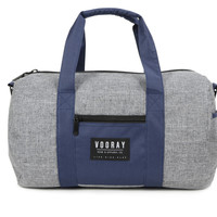 Vooray Roadie Fitness Duffel Bag Gray