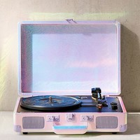 Crosley UO Exclusive Lavender Ice Cruiser Bluetooth Record Player | Urban Outfitters