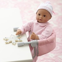 Doll Clip-On Booster Chair | Pottery Barn Kids