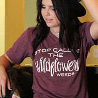 Wildflower Tee- Southern Trends Signature