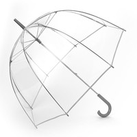 Totes Bubble Umbrella (White)