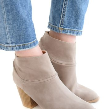 High Road Bootie