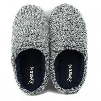 Oseen winter cotton-padded slippers lovers men Women at home oversized slip-resistant thermal slippers