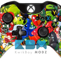 Plants vs Zombies Xbox One Controller