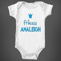Frozen Princess Analeigh Baby Girl Name