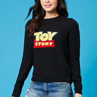 Pixar Toy Story Knit Sweater