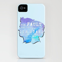The fault in our stars iPhone Case by Pixie Sticks | Society6