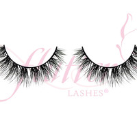 ARIELLE - MINK FLUTTER LASHES **NEW**