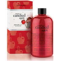 candied apple | shampoo, shower gel & bubble bath | philosophy