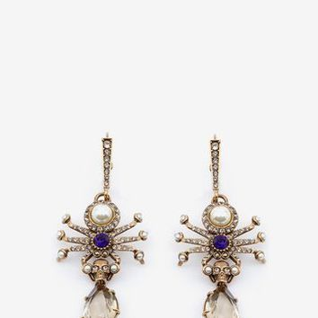 Spider Earrings | Alexander McQueen